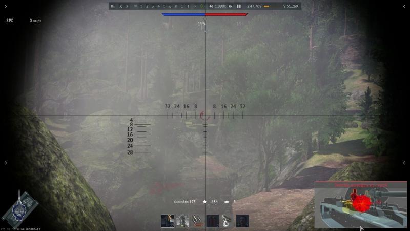 War Thunder PzIV F2
