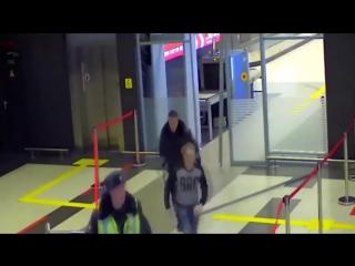 Казань, аэропорт. Декабрь 2016