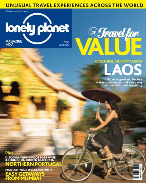 Lonely Planet India June 2017