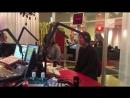 Пер Гессле на радиостанции Mix Megapol