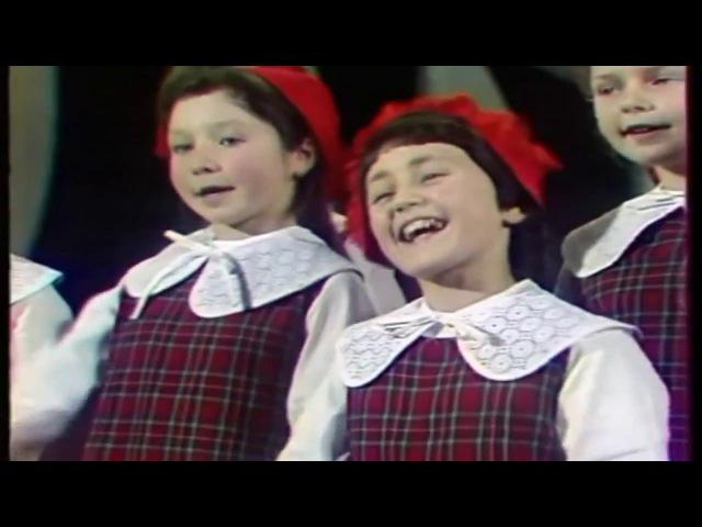 Лена Могучева Песенка Красной Шапочки 1 1978