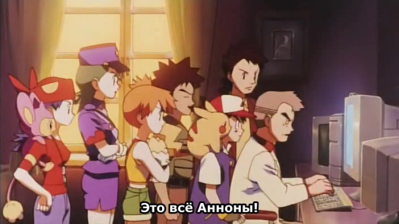 Pokemon Movie 03 Kesshou Tou no Teiou Entei Trailer 01