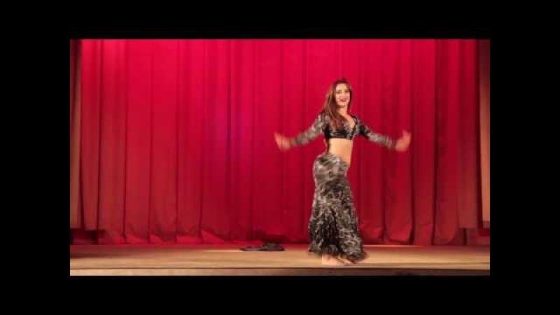 Albak Aref El Gharam. Anna Katushkova, Star Dance studio.