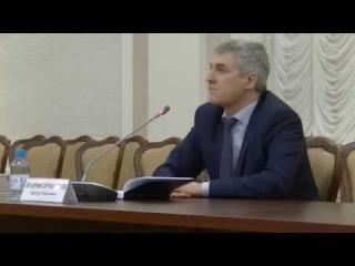 Артур Парфенчиков. Первая пресс-конференция в должности руководителя Карелии. П...