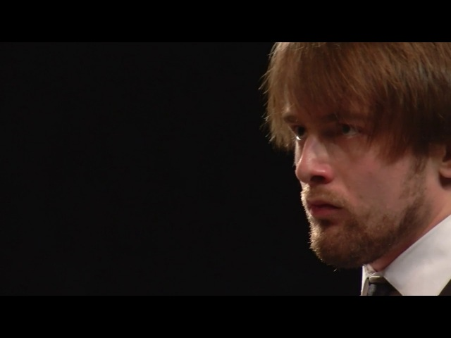 Daniil Trifonov plays Bach-Brahms: Chaconne in D Minor for the Left Hand