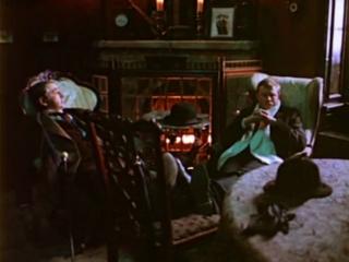 «Приключения Шерлока Холмса и доктора Ватсона: Сокровища Агры» (1983)