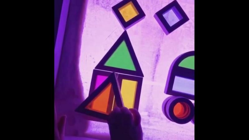 Невероятно!Самый популярный конструктор ИНСТАГРАММА со скидкой 30%🌈Легендарные радужные блоки!Наконец-то солнечные деньки!
