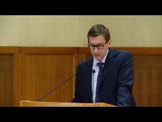 07 09 2017 Бюджет Удмуртии за первое полугодие исполнен с профицитом