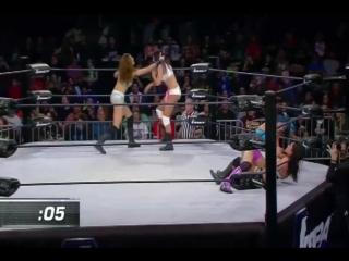[#My1] (-**1/2) Awesome Kong vs. Rebel vs. Deonna vs. Chelsea Green vs. Marti Belle vs. Jade vs. Madison Rayne (TNA ONO 2016)