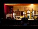 Постановка Бабинецького драмколективу П'єса Сватання