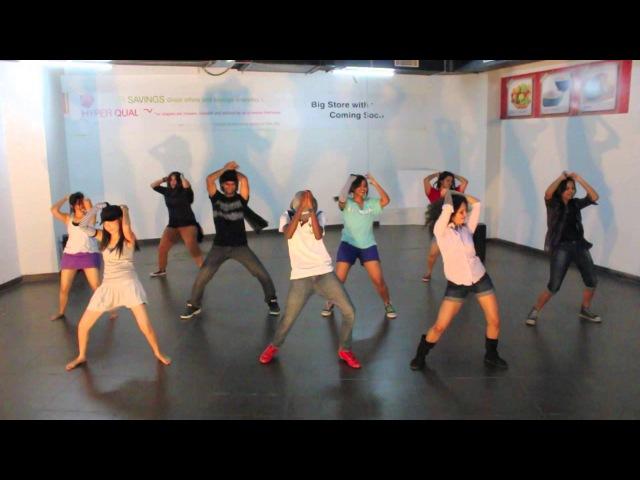 Blue Pani Pani Choreography Yo Yo Honey Singh Piah Dance Company