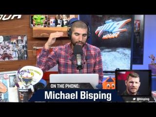 """Майкл Биспинг UFC 204: """"Я выбью все дерьмо из Хендерсона"""""""