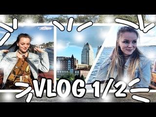Мой Любимый Город | (Vlog 1/2)