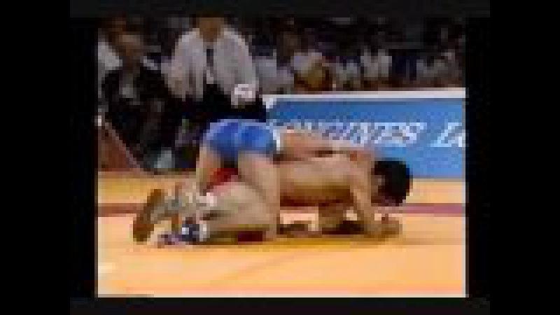 Valentin Jordanov vs. Vladimir Togouzov - WC 1989