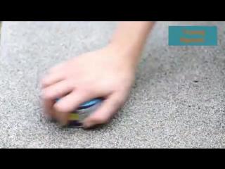 Genial einfach- Mit einem einfachen Trick ffnen Sie jede Konservendose ganz ohne Hilfsmittel
