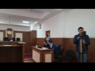 Апелляционный суд по делу Sadyrbayev VS Tutubayev. Процесс проходит без Алмасбека, что мало уверяет в том, что его освободят.