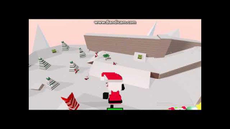 Іграєм в Long Live Santa! (убиваєм всіх) ;)