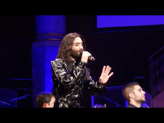 Moonraker - Conchita, James Bond Gala - Konzerthaus Vienna ConchitaLIVE