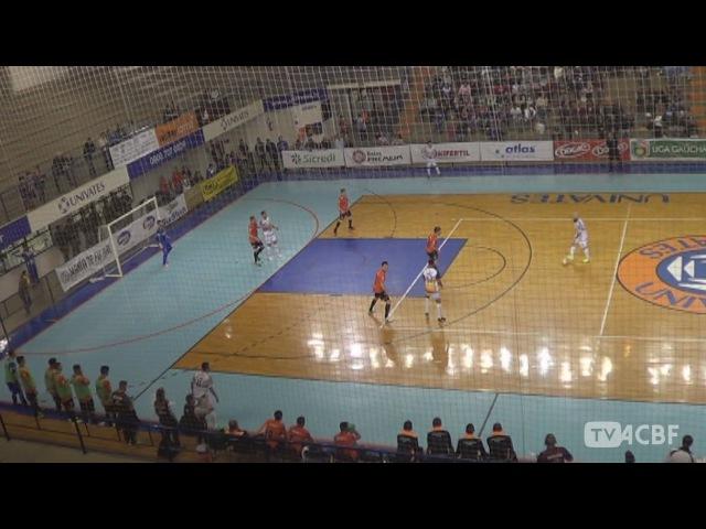 Liga Gaúcha 2017 ALAF 2x1 ACBF