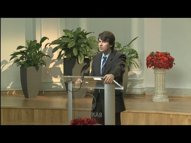 Проповедь Андрея Юнака