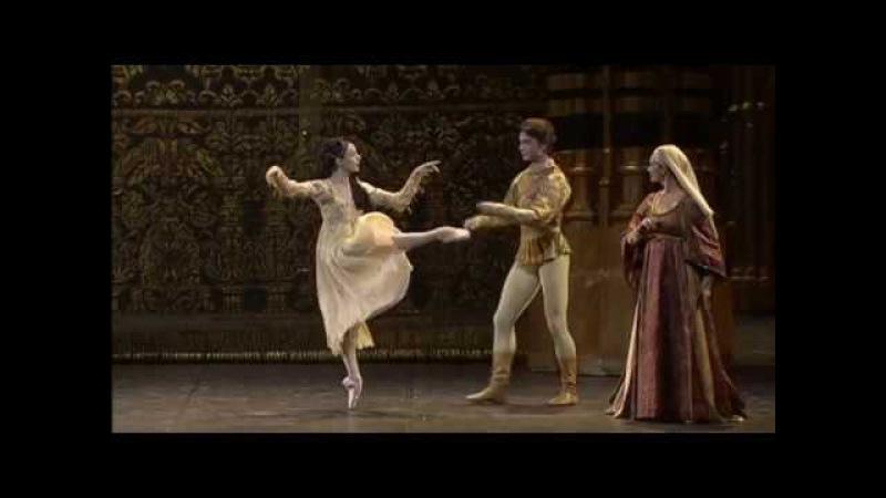 Angel Corella, Alessandra Ferri Romeo and Juliet La Scala Ballet, David Garforth, 2000