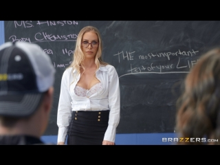 Nicole aniston & riley reid (porn logic 2)[2018, big tits,bubble butt,natural tits,school fantasies,teacher,threesome,1080p]