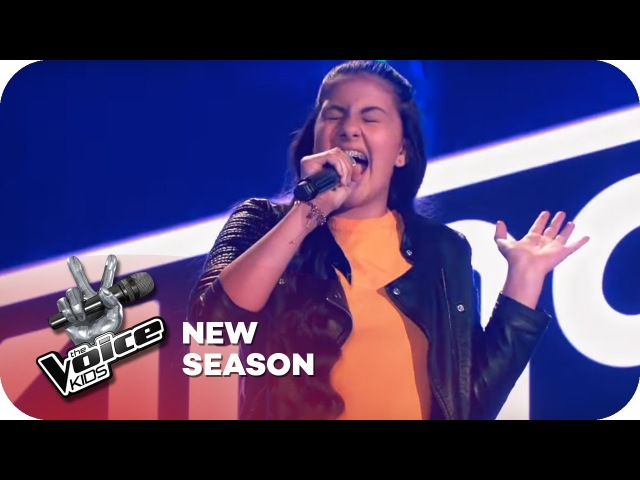 Jessie J Mama Knows Best Nina Blind Auditions The Voice Kids 2018 SAT 1