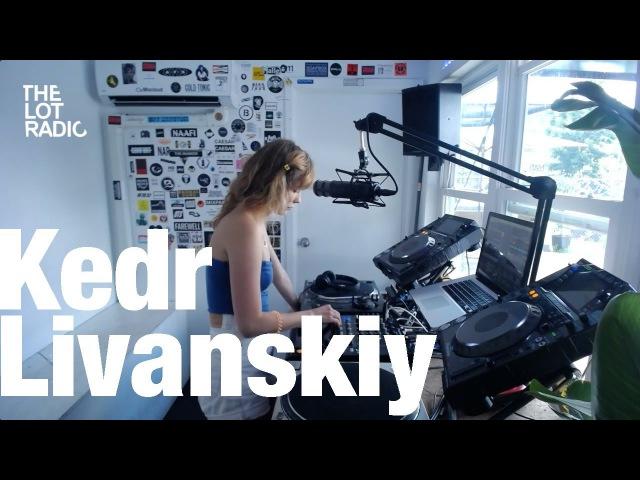 Kedr Livanskiy @ The Lot Radio July 6 2016