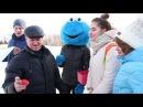 Открытка за улыбку - акция газеты Земля и люди и Кемлянского аграрного колледжа