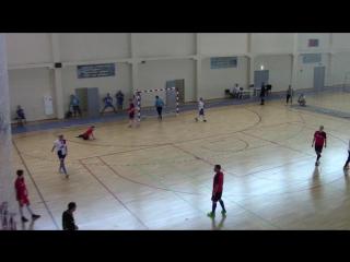 обзор голов и сейвов команды Галактикос,сезон 2017-18,Первая лига