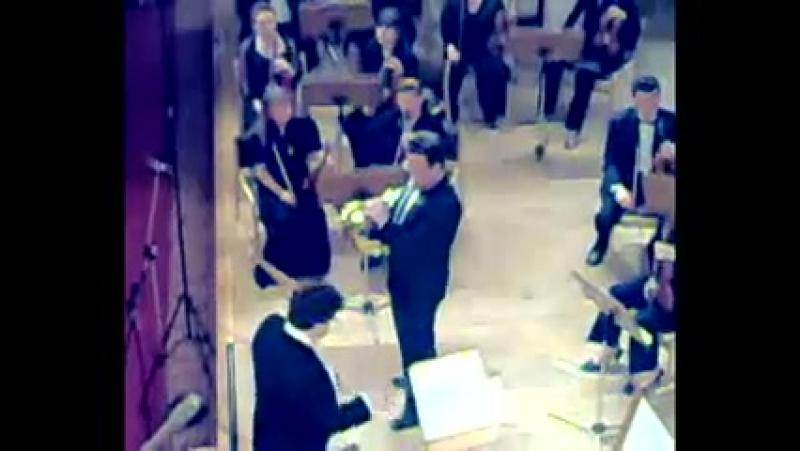 г.Киев Л.Колодуб Концерт для валторны с оркестром