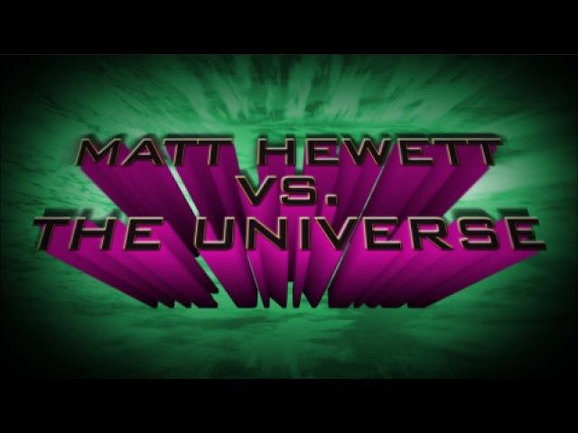 Matt Hewett vs The Universe Wednesday Workout