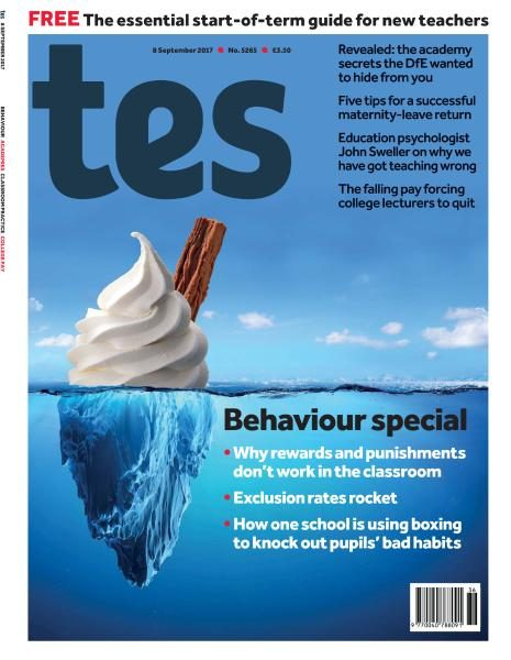 Times Educational Supplement September 8 2017