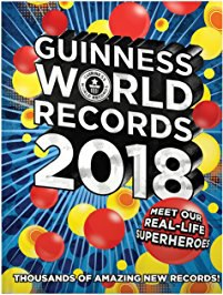 Guinness World Records 2018 Part-1