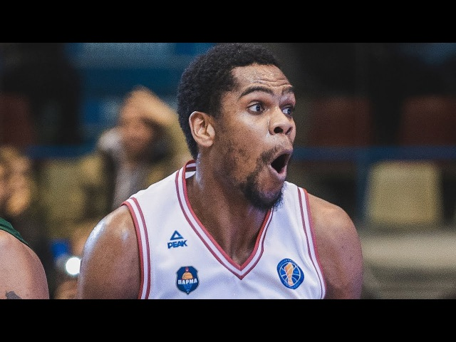 VTBUnitedLeague • Magic Moment Yanick Moreira Plays Point Guard And Slams Home Powerful Two Handed Jam