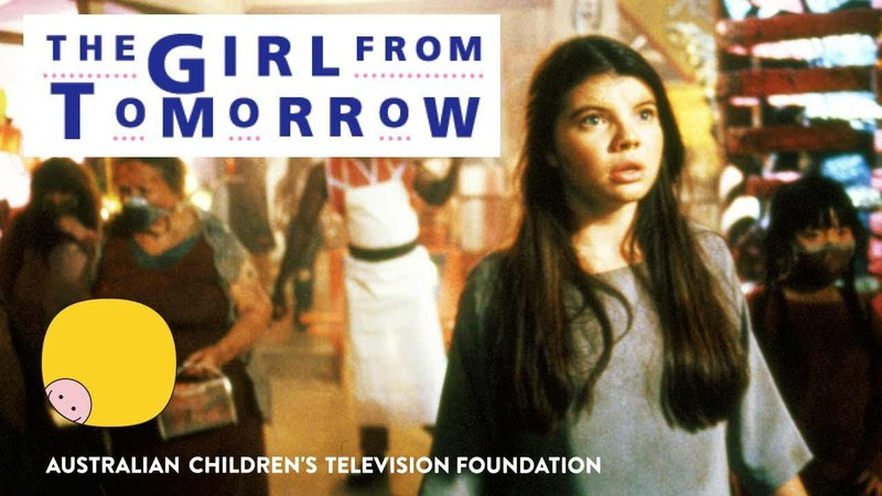 The Girl from Tomorrow - Series 1 Trailer