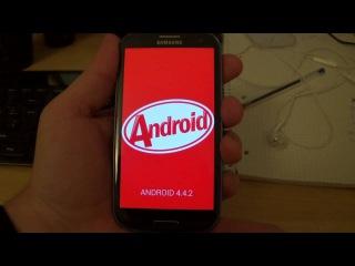 Откат прошивки Android  Lolipop до официальной Android  Kitkat