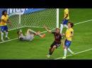 Бразилия Германия 1 7 Полуфинал ЧМ 2014