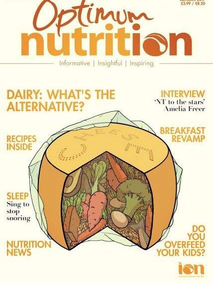 Optimum Nutrition Autumn 2017
