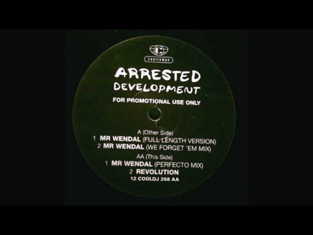 Arrested Development Mr Wendal Perfecto Mix