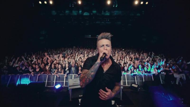 Papa Roach Born For Greatness 2017 Alt Metal Nu Metal Hard Rock USA
