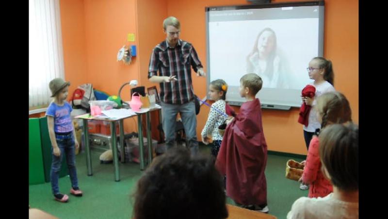 Improtheater Martinstag mit Robin Neundorf für Kinder Kinder Kurs Tamtam