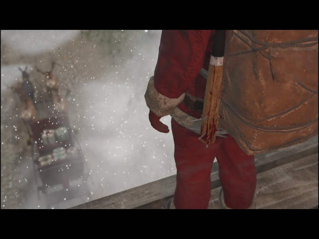 SCUM Merry Christmas from Gamepires