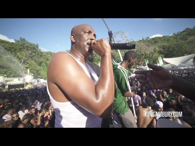 Iwer George Performance ft Machel Montano in JAM Nation 2018