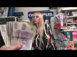 Florane Russell (Czech Streets 110) анал секс порно