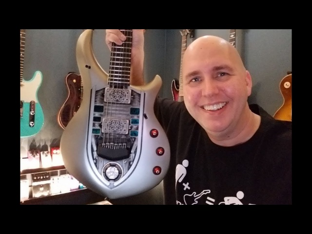 I Get To Check Out A $10 000 John Petrucci Nomac Guitar