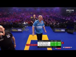 Raymond van Barneveld vs Vincent van der Voort (PDC World Darts Championship 2018 / Round 3)