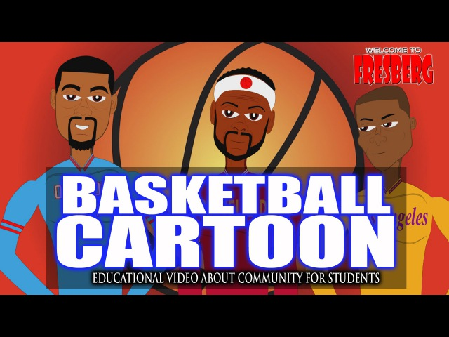 The kid's fundraiser is frozen in the tank until Kobe Bryant Lebron KD Help Cartoon Parody