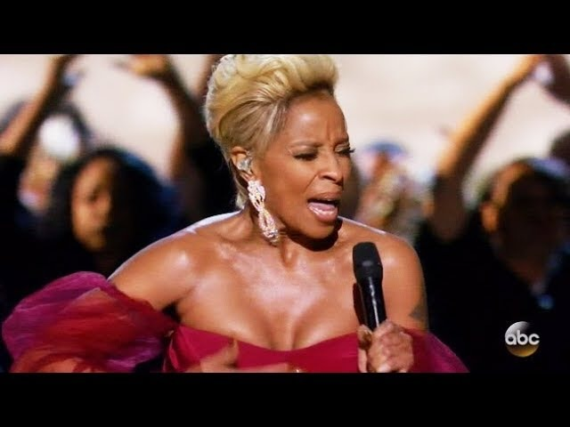 Mary J Blige - Mighty River From MudboundPerformance at 2018 Oscars