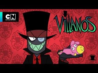 Videos de orientacion para villanos: Los casos perdidos de Elmore   Villanos   Cartoon Network